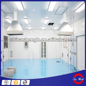 Laboratory Clean Room Tent Size 25 Square Meters pictures & photos