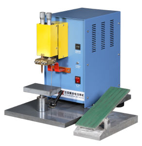 Apm-10K Manual Battery Cell Tab Welding Machine pictures & photos