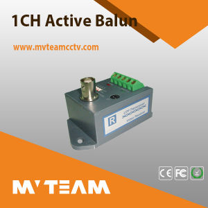 Security Products 1CH Active UTP Balun for CCTV Camera (MVT-351T/R) pictures & photos