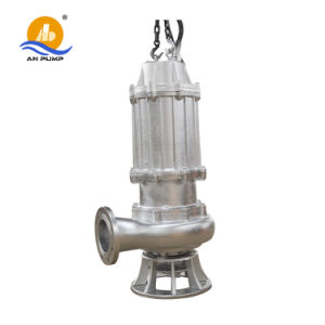 380/ 415/ 460V 50/ 60Hz Industria Electric Submersible Sump Water Pump pictures & photos