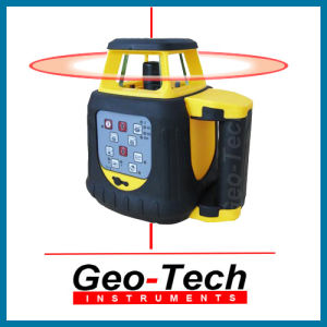 Professional Red Beam Rotary Laser Level (GRL800R) pictures & photos