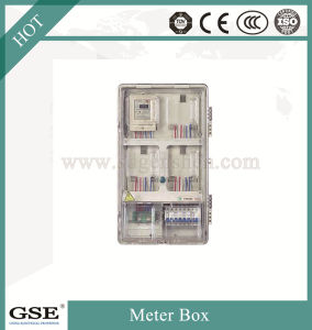 PC -901z/PC -901zk Single-Phase Nine Meter Box (with main control box) / Single-Phase Nine Meter Box (with the main control box card) pictures & photos