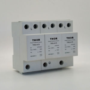 255V 30-70ka Lightning Protector Circuit Breaker for CE pictures & photos
