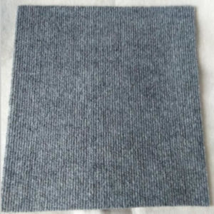 Nonwoven Polyester Needle Punched Rib Carpet pictures & photos