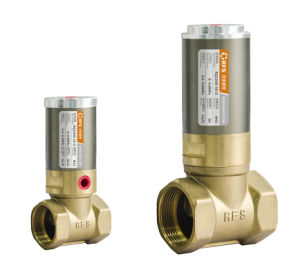 Right Angle Valve -Big Flow Rate Dn15~50mm pictures & photos