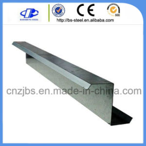 Galvanized Steel Structure Cold Rolled Z Purlin pictures & photos
