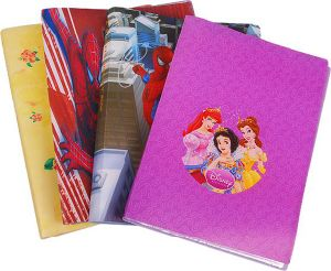 America Popular Stationery Printing Display Book pictures & photos