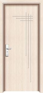 Wood Decorative Pattern Interior Door (WX-PW-158) pictures & photos