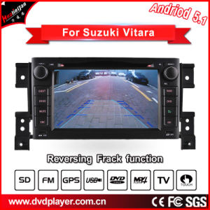 Hualinganandroid 5.1/1.6 GHz Car DVD for Suzuki Grand Vitara Audio GPS Navigation with WiFi Connection pictures & photos