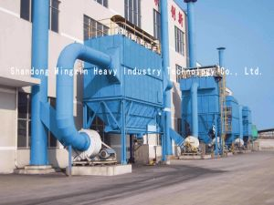 MD- off-Line Cleaning Pulse Bag Dust Collector Made in China pictures & photos
