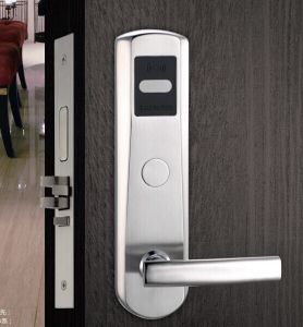 Competitive Price RFID Card Hotel Lock with Free System and Good Service pictures & photos
