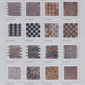 natural stone mosaic tiles pictures & photos