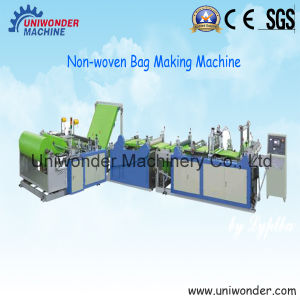 Non-Woven Fabrics Bag Making Machine CE Manufacturer