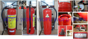 4kg Portable Bc 40% Dry Powder Fire Extinguisher pictures & photos