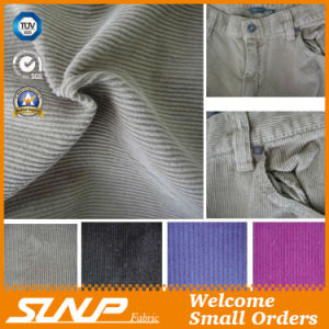 100% Cotton Coat Corduroy Fabric