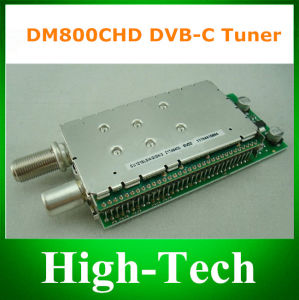 DVB-C Cable C Tuner for Dm800c Cable Receiver Box