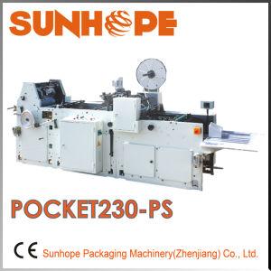 Pocket230-PS Model Pocket Envelope (P&S) Making Machine pictures & photos