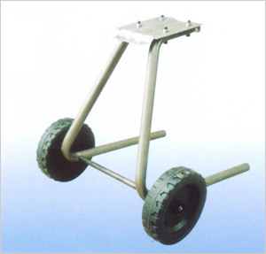 Trolley Cart Barrow Stainless Steel Stamping Bending, Pipe