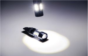 High Bright T10 10SMD Auto LED Light pictures & photos
