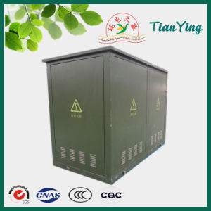 American Type Three Phase Variable Transformer Substation