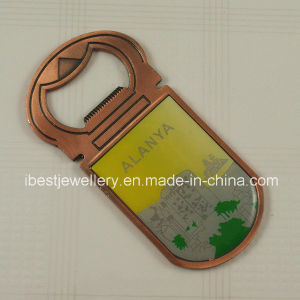 Souvenirs-Embossed Logo Bottle Opener and Fridge Magnet pictures & photos