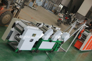 China Automatic Hand Made Egg Noodles Making Maker Production Machine pictures & photos