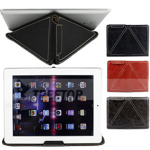 Treetop Transformer Ii Style Leather Sleeve for iPad 2 Case