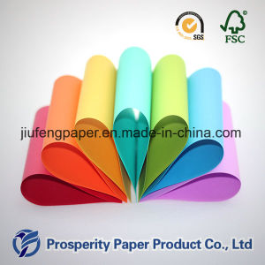 Wood Pulp Bright Color Paper pictures & photos