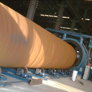 China Manufacture Steel Pipe Wall Shot Blasting Machinery