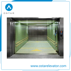 2 Tons Machine Room Car Lift Elevator with Good Quality pictures & photos