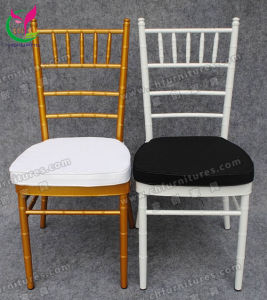 High Quality Wedding Chair with Cushion (YC-A88) pictures & photos