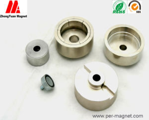 Cup Magnet of Sintering NdFeB for Motor Assemblies