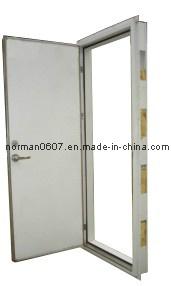 High Quality Marine Steel Soundproof Door pictures & photos