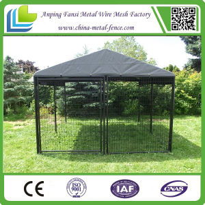 Hot DIP Galvanized Steel Cheap Portable Dog Fencing pictures & photos