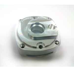 Custom CNC Machining Flange Parts pictures & photos
