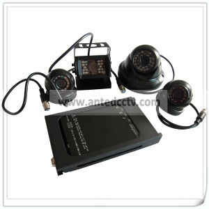 3G WiFi Car DVR for Mobile DVR Vehicle Bus CCTV Video Security System pictures & photos