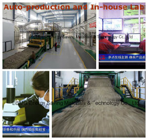 Sound Insulation Rock Wool Board pictures & photos