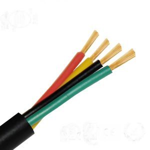 CCC 4 Core Electrical Wire Cable