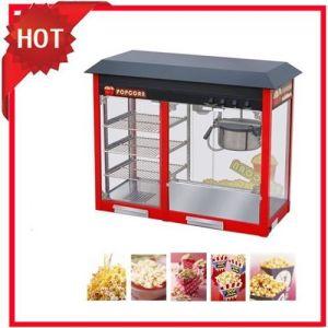 Popcorn Machine with Showing Case (ZY-BGC)