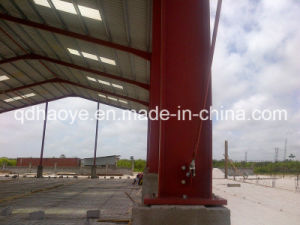 High Quality Prefab Steel Structure Building with Painting, Hot Dipped Galvanized (SSW-013) pictures & photos