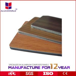 Wooden Aluminum Composite Panel (C-014) pictures & photos