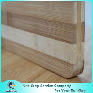 High Quality 7mm Zebra Horizontal/Vertical Bamboo Panel for Worktop/Countertop/Furniture/Cabinet/Skateboard pictures & photos