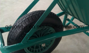 Heavy Duty Wheel Barrow for Europe Market, Ireland Wb6414 pictures & photos
