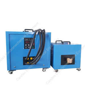 Energy Saving Induction Heating Quenching Machine Metal Hardening 80kw 30-80kHz pictures & photos