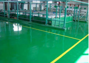 High-Quality Anti-Static Epoxy Floor for Cleanroom