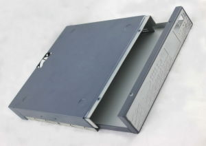 Carton Steel Customized Metal Chassis Sheet- Metal Box Case pictures & photos