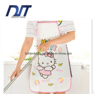 Lovely Waterproof BBQ Apron Whosale