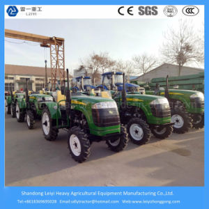 Agriculture Farming 4X4 Mini/Compact/Garden/Paddy Field/Lawn/Small/Full Hydraulic Steering Tractor (40-155HP) pictures & photos