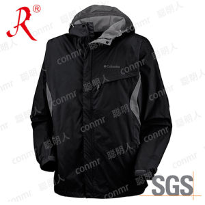 Waterproof and Breathable Rain Suit (QF-764) pictures & photos
