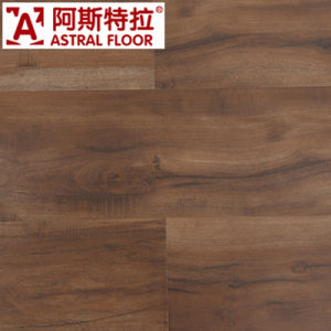 High Quality Indoor Laminate Flooring (U-Groove) pictures & photos